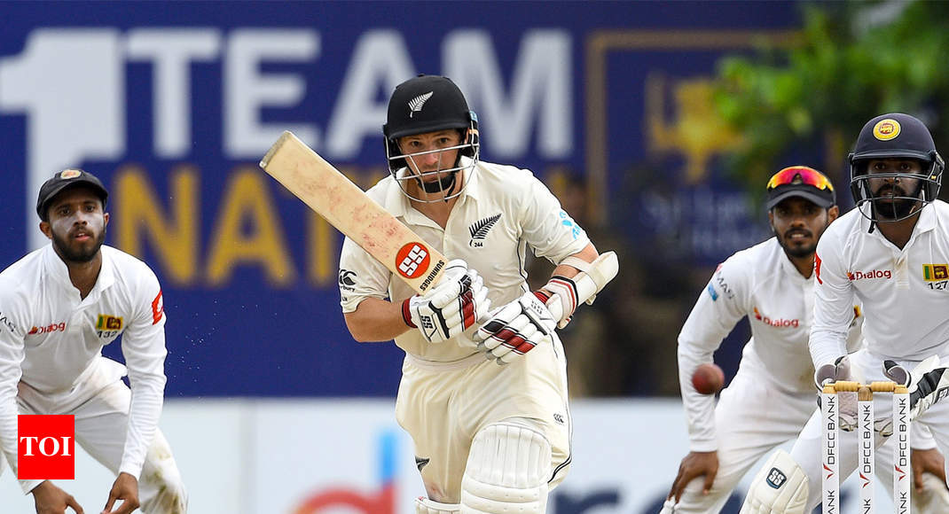 1st Test, Day 3: Watling puts New Zealand in strong position in Galle https://t.co/DzSublQFAs https://t.co/f1OjPFA9ua