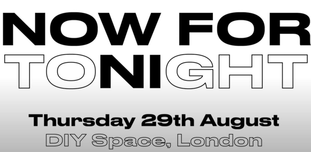 Raise some ££ for @Alliance4Choice and @AbortionSupport! DIY Space for London, Peckham   29th August. Grab your ticket billetto.co.uk/e/now-for-toni… #nowforni