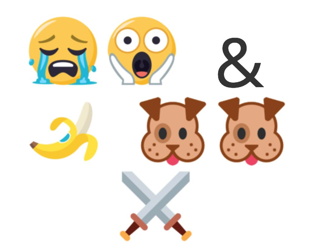 Can you name the Shakespeare quote and/or play from the emojis?