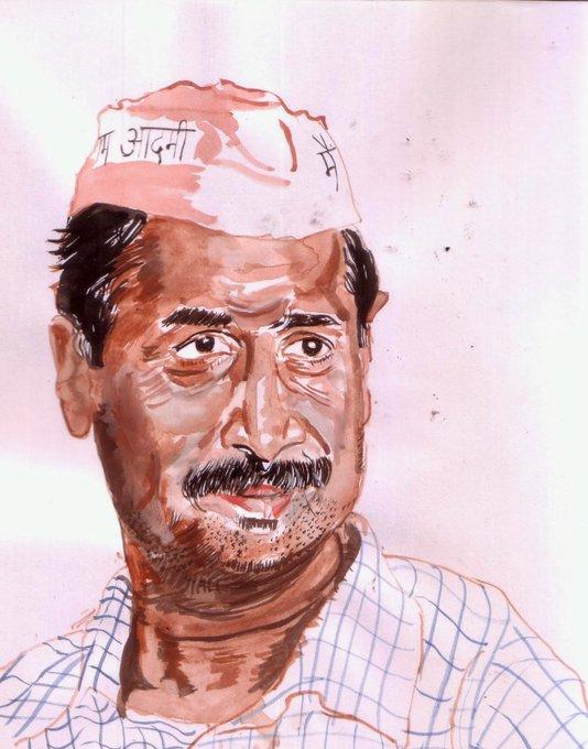 Happy Birthday Arvind Kejriwal!