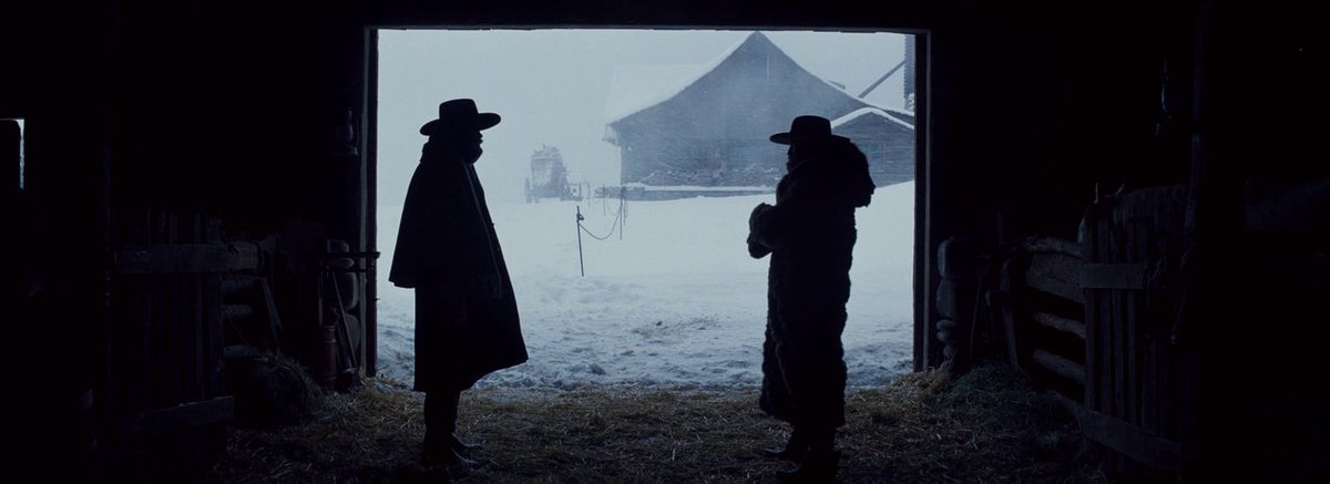 """Lost In Film on Twitter: """"'The Hateful Eight' (2015, Quentin ..."""