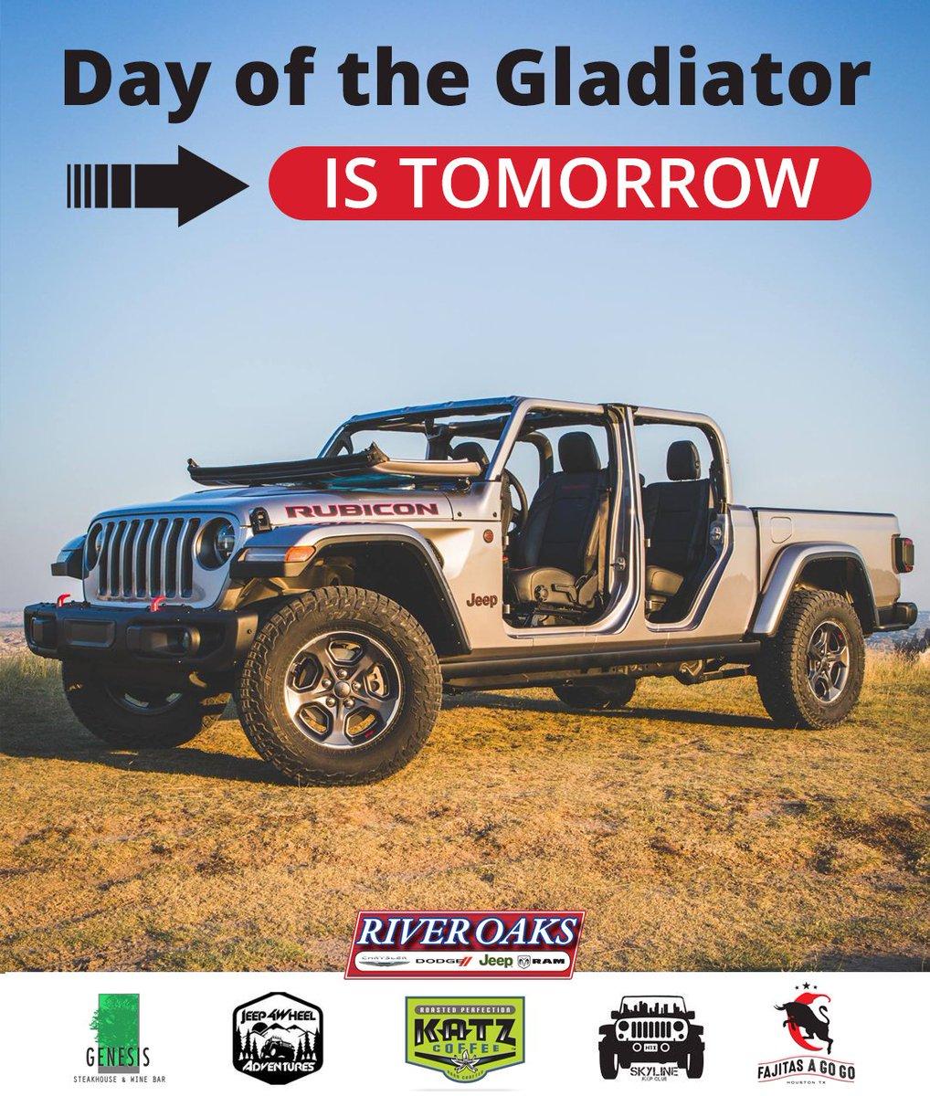 """River Oaks Chrysler Jeep Dodge Ram on Twitter: """"🔥 RSVP here https"""