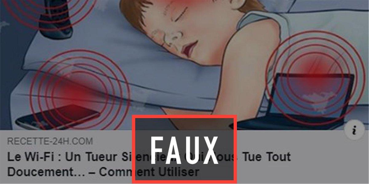 Non, le Wi-Fi n'est pas un « tueur silencieux » https://www.lemonde.fr/les-decodeurs/article/2019/08/16/non-le-wi-fi-n-est-pas-un-tueur-silencieux_5500054_4355770.html?utm_term=Autofeed&utm_medium=Social&utm_source=Twitter#Echobox=1565965392…