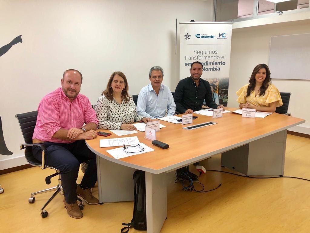 CECEP Noticias // Nuestro coordinador de emprendimiento Giancarlo Ferrari fue invitado por parte de la Dirección Regional de Emprendimiento SENA Valle, a formar parte de la mesa de evaluación de proyectos regionales a presentarse a la convocatoria multisectorial Fondo Emprender. https://t.co/6E8J2SYnQN