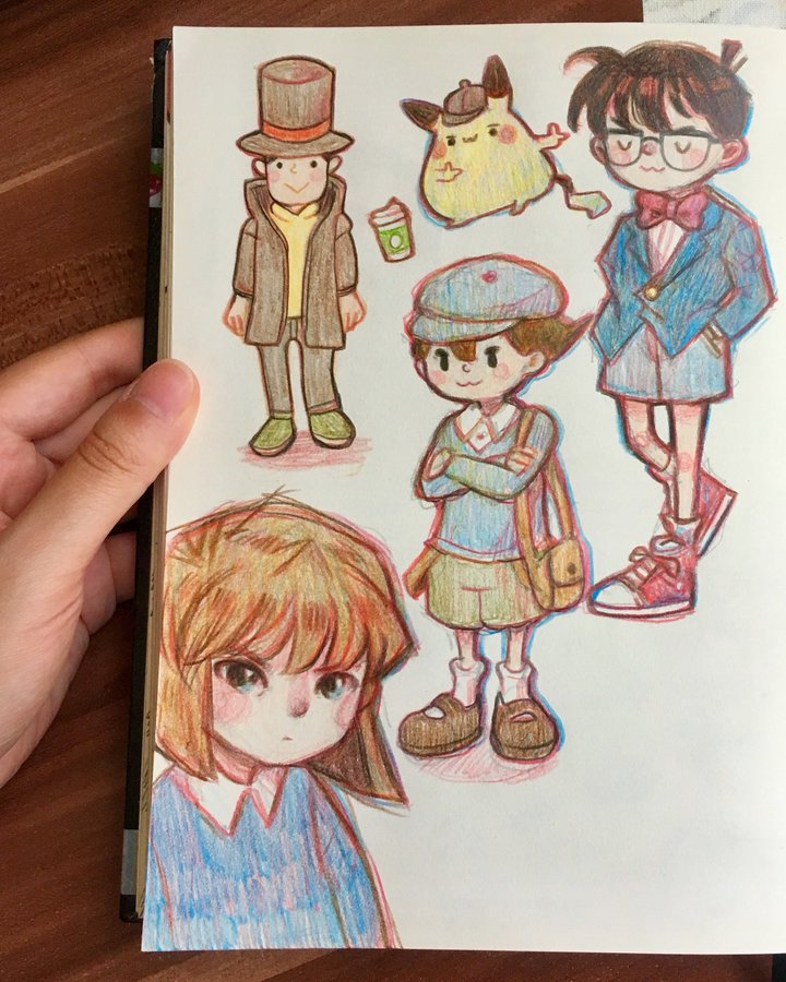 Mai's Sketchbook ECGT1vDXoAIhNyz?format=jpg&name=900x900