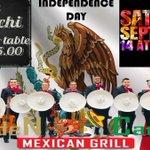 Imagen para el comienzo del Tweet: Celebra la fiesta del Día de la Independencia de México