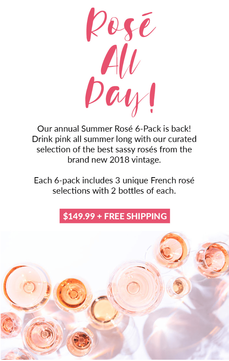 Plonk Wine Club Summer Rosé 6-Pack Available Now!  https://www. mysubscriptionaddiction.com/2019/08/plonk- wine-club-summer-rose-6-pack-available-now.html  …  <br>http://pic.twitter.com/0P2s32W6Oi