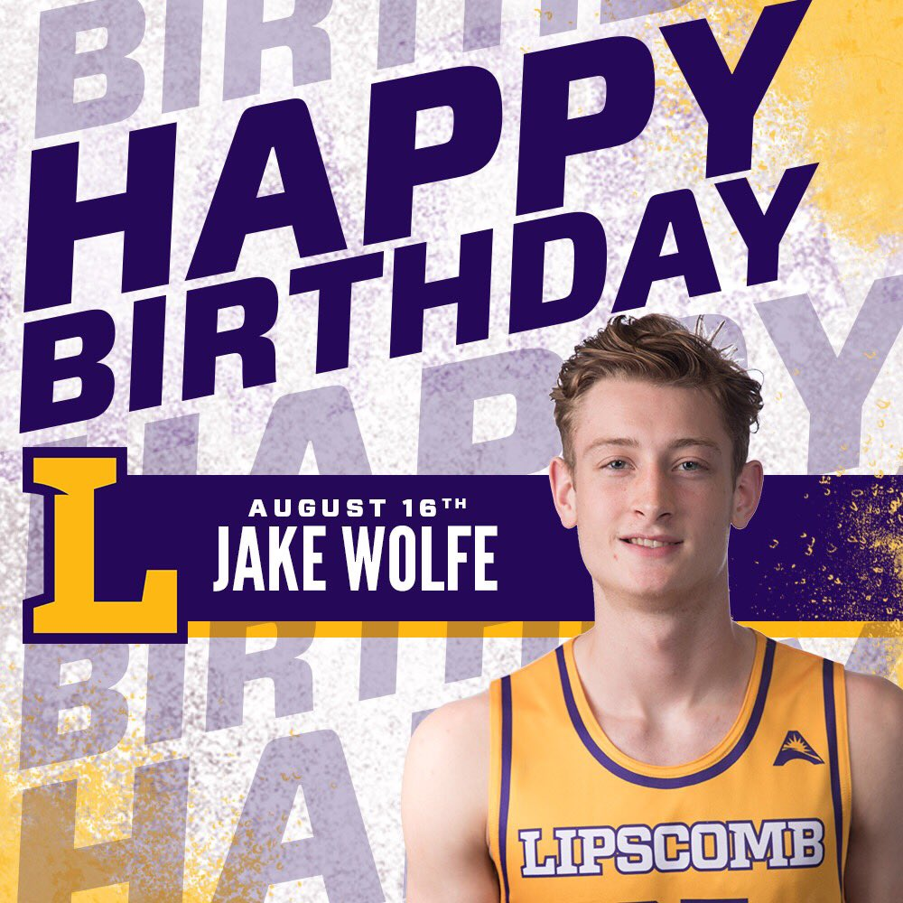 Happy birthday @wakejolfe! 🎂🎉
