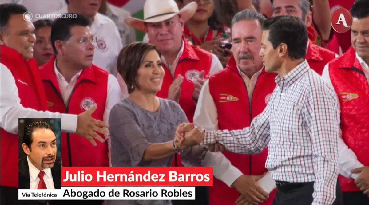 """El abogado Hernández Barros dijo que el juez Delgadillo ocultó su relación con Dolores Padierna a la defensa e incluso, """"la ha ocultado a los medios al evadirlos rutinariamente"""", en #AristeguiEnVivo 👉http://ow.ly/mnKH30pmzJK"""