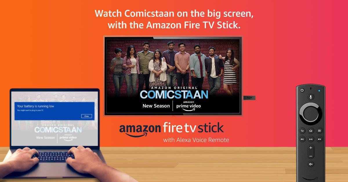 Amazon Fire TV India (@AmazonFireTVInd) | Twitter