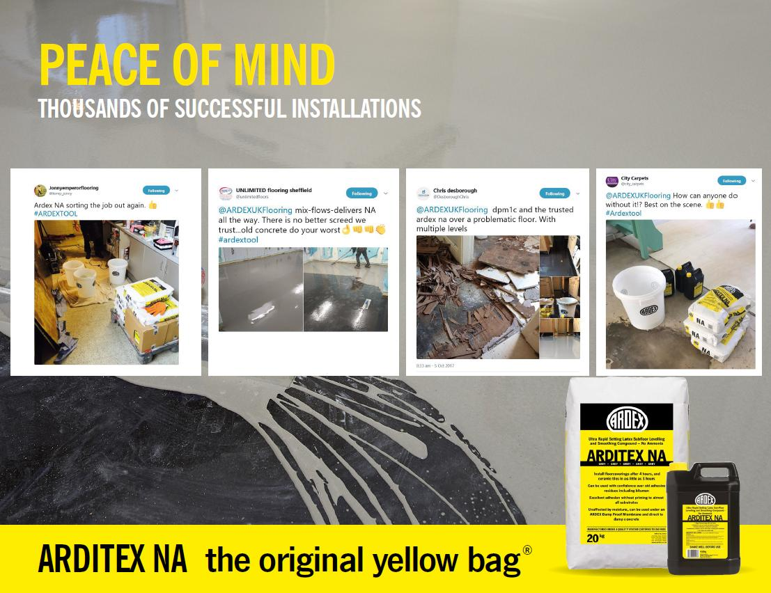 ARDEX UK - Tiling (@ARDEXUKTiling) | Twitter
