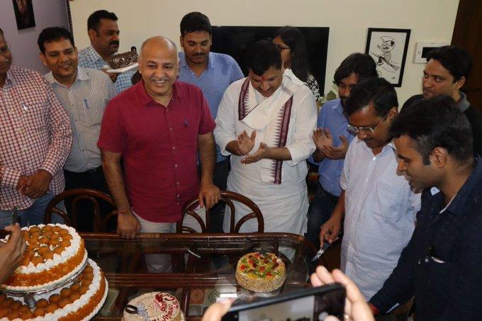 Happy birthday Arvind kejriwal  ji   Good health and long life Allah bless you