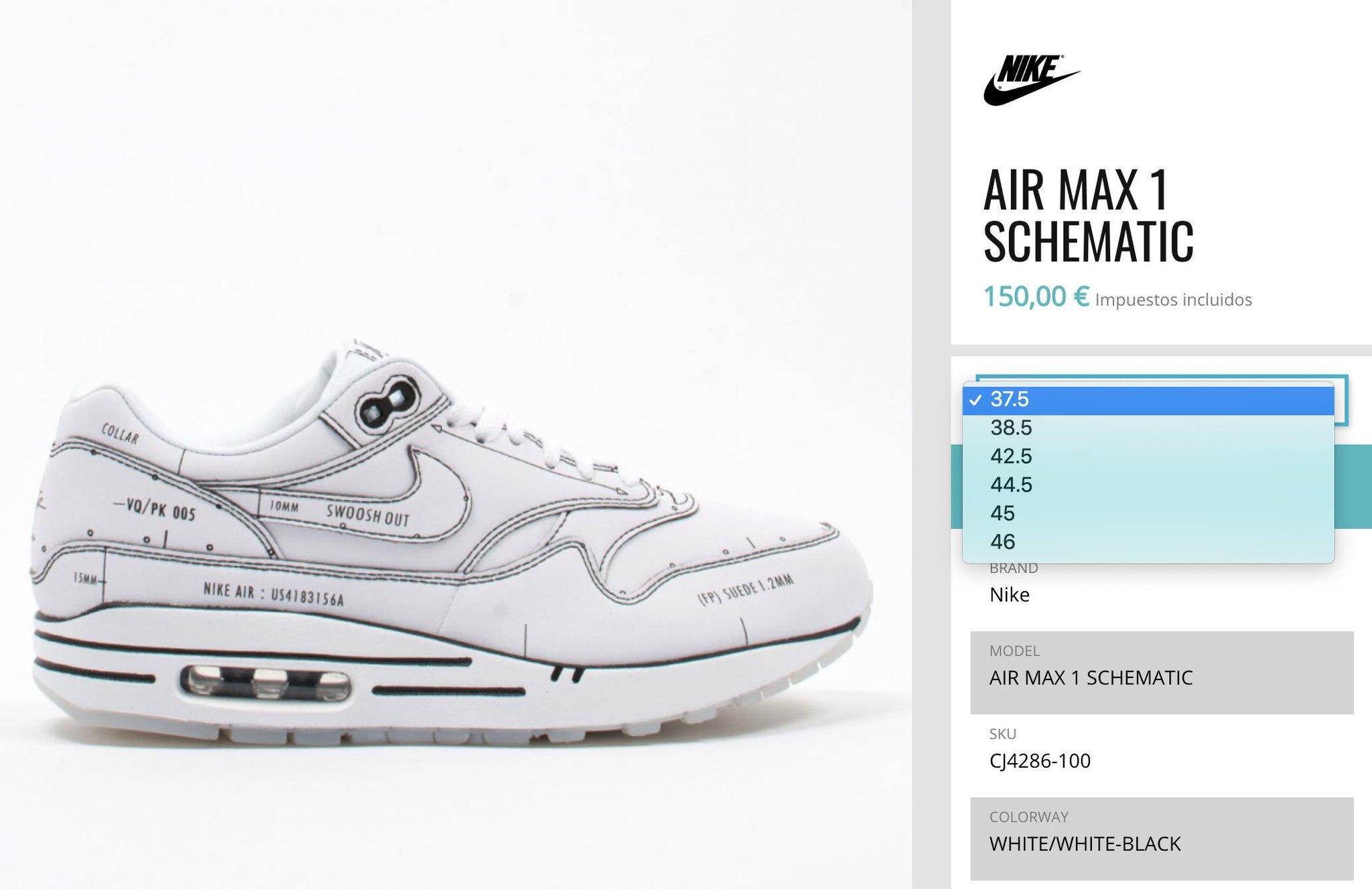air max 1 45 46