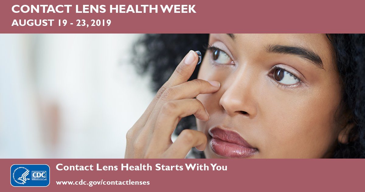 test Twitter Media - Contact Lens Health Week is almost here. You only have one pair of eyes, so take care of them! Taking proper care of your contact lenses can help you see better and keep your eyes healthy. https://t.co/rDLPs3LSiL https://t.co/R31DYga5Hn