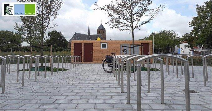 Bewaakte fietsenstalling Stokdijkkade maandag open https://t.co/7M2ijiVisE https://t.co/cWi73GoyBd