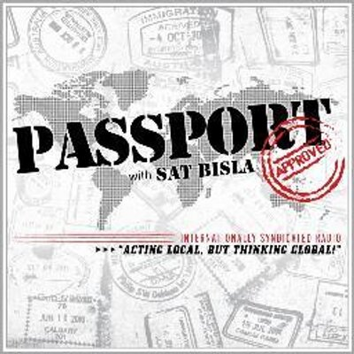 Make sure youre tuning in to Passport Approved (@passportapprovd ) Sunday nights on @Altbuffalo from 9-11pm with your host Sat Bisla for the best in Underground and Indie Alt music from around the world