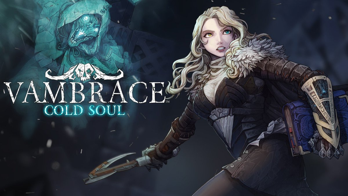 "Vambrace: Cold Soul is now available for Digital Pre-order and Pre-download on Xbox One <a href=""http://mjr.mn/FBBH"" rel=""nofollow"" target=""_blank"" title=""http://mjr.mn/FBBH"">mjr.mn/FBBH</a> https://t.co/80lIzJeQ6e."