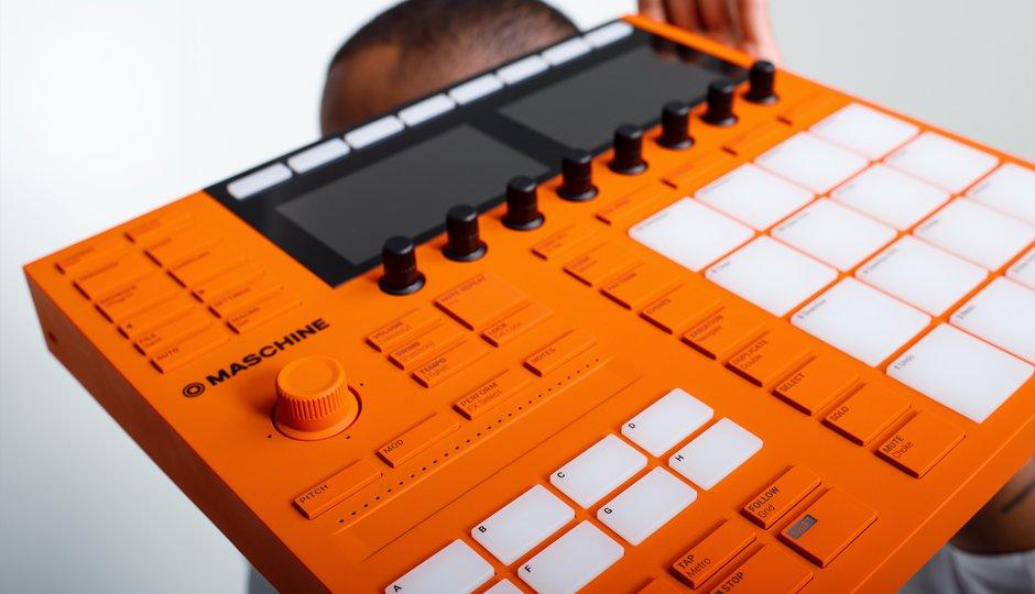 Native Instruments celebrates a decade of Maschine  http:// dlvr.it/RBLgZP    <br>http://pic.twitter.com/bdz4L8oddq