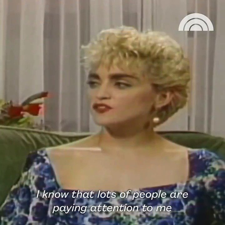 Happy birthday, Madonna! We re celebrating with a look back at this 1987 interview.