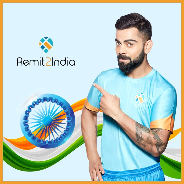 Heres something special from @remit2india to all Indian fans across the globe who always support us. 😊🙏🏼 . Use the code INDIA15 and get $15 Gift Voucher on your next money transfer back home. Visit remit2india.com today #Remit2India #PromisesComeHome