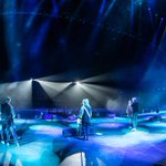 Image for the Tweet beginning: Viva Las Leppard #rehearsals 📷 @kevinnixonphoto