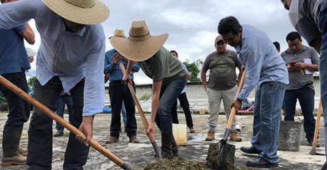 test Twitter Media - An inspiring story for you for the weekend of Gaby Gonzalez, a soil scientist, who helped found the rapidly growing Mexican Biodynamic Agriculture Association - https://t.co/gvNBxtvWo9 https://t.co/0jxlYtb3AT