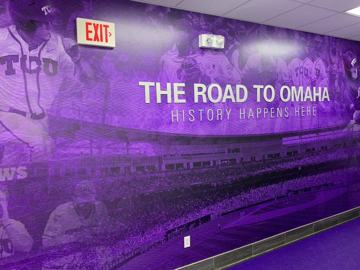 Think OMAHA....@TCU_Baseball