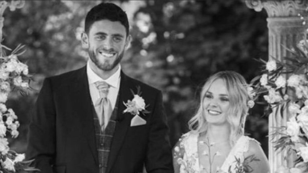 PC Andrew Harper. Only 28 and married his beautiful wife 4 wks ago. Every one of us in the police family have you in our thoughts & our hearts Lissie. Words can't describe.I'm so sorry brother. We carry on in your name. We hold that thin blue line. It's what you would've done.