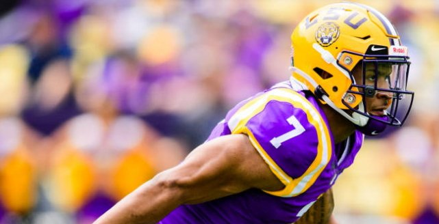 #ESPN ranks the most electric players in college football.  #LSU safety Grant Delpit came in at 13th.  More --> https://t.co/l7wNNMMc6C https://t.co/HsaMbLfKPV