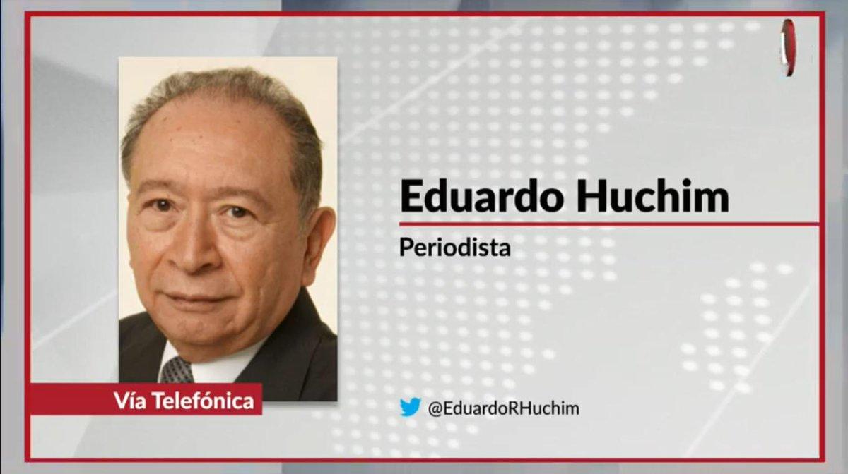Eduardo Huchim (@EduardoRHuchim), periodista y exconsejero del Instituto Electoral del DF, comenta sobre las elecciones del PRI, un ejercicio deficitario de democracia, en OMNIA de #AristeguiEnVivo 👉http://ow.ly/TsJU30pmEwY