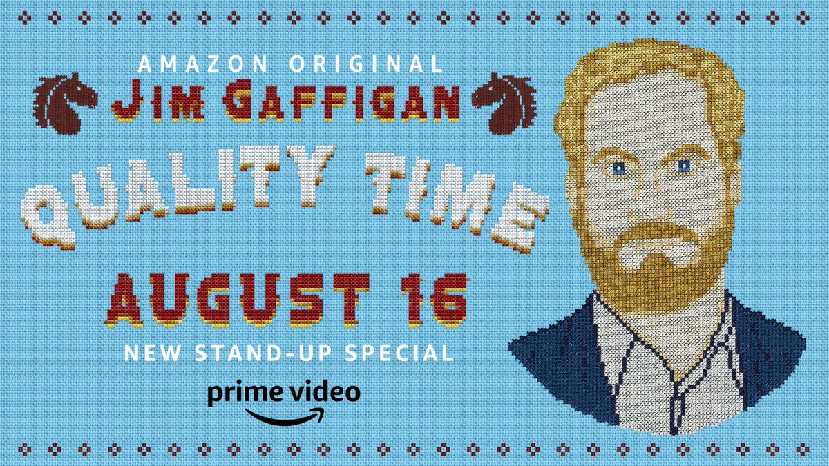 Got plans tonight? Perhaps you may have heard that my new special #QualityTime is out today on some little startup company called @primevideo! #NationalTellAJokeDay Check it out here:  https:// amzn.to/2YBU1HU     <br>http://pic.twitter.com/tRECgvNNEX