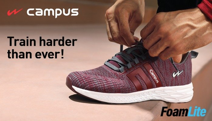 CampusShoes #Camptech #BornToComfort
