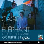 Image for the Tweet beginning: MEXICO CITY! We're headlining the
