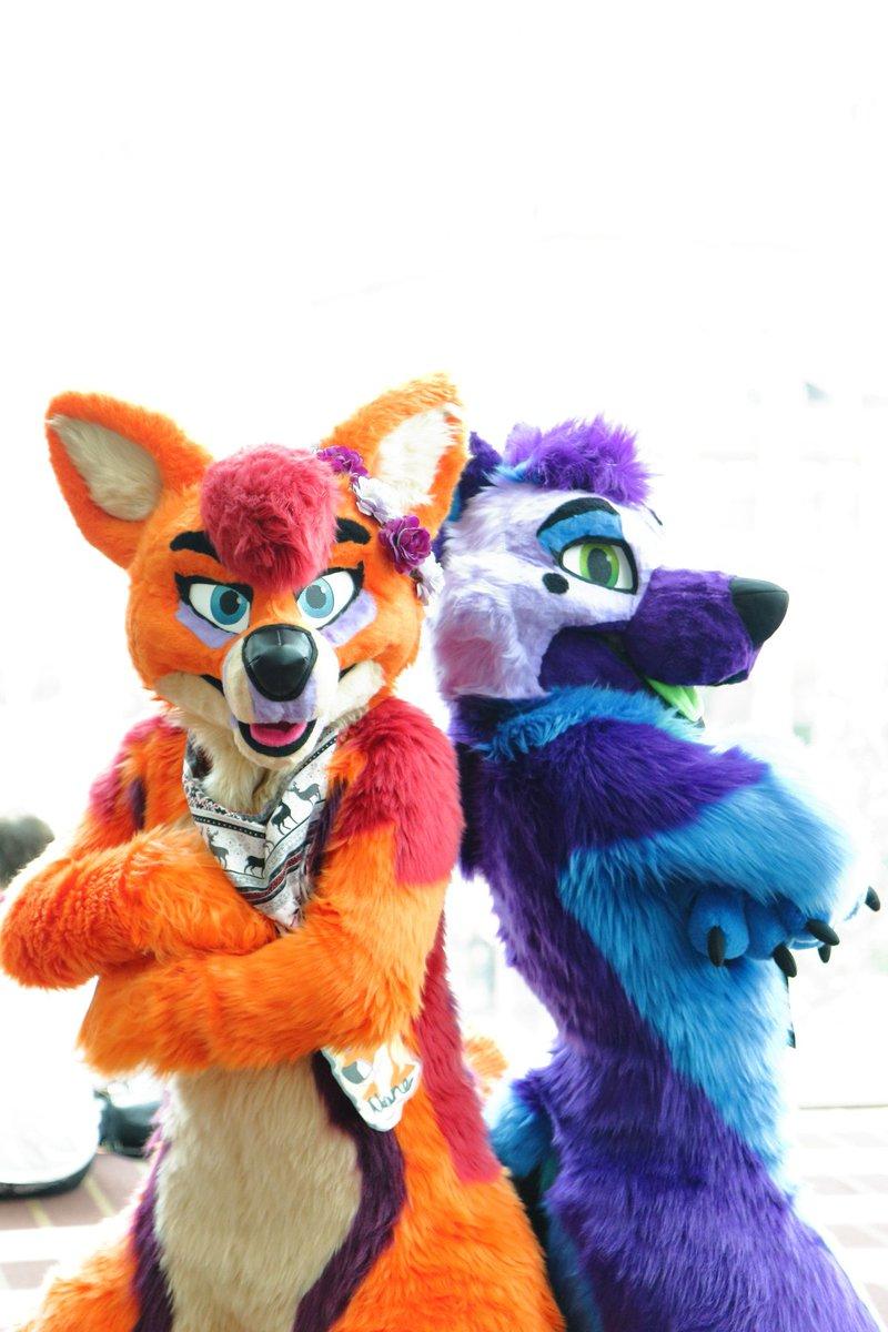 @anthrocon's photo on #FursuitFriday