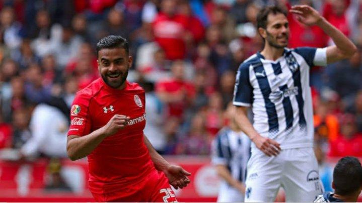 Rayados venció 2-0 al Toluca en la Jornada 5 Liga MX Apertura 2019