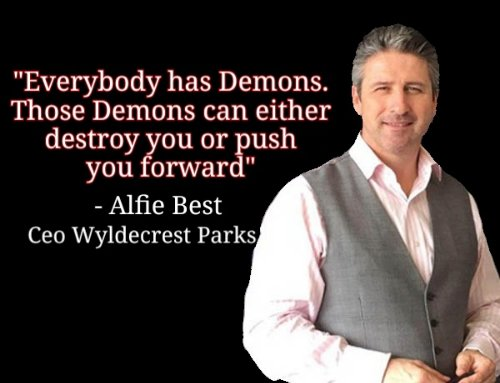 """Everybody has Demons. Those Demos can destroy you or push you forward"" - Alfie Best  @Alfiebest33  #TopQuotes #Inspirationalman #Entrepreneurial<br>http://pic.twitter.com/JpHa33ASYz"