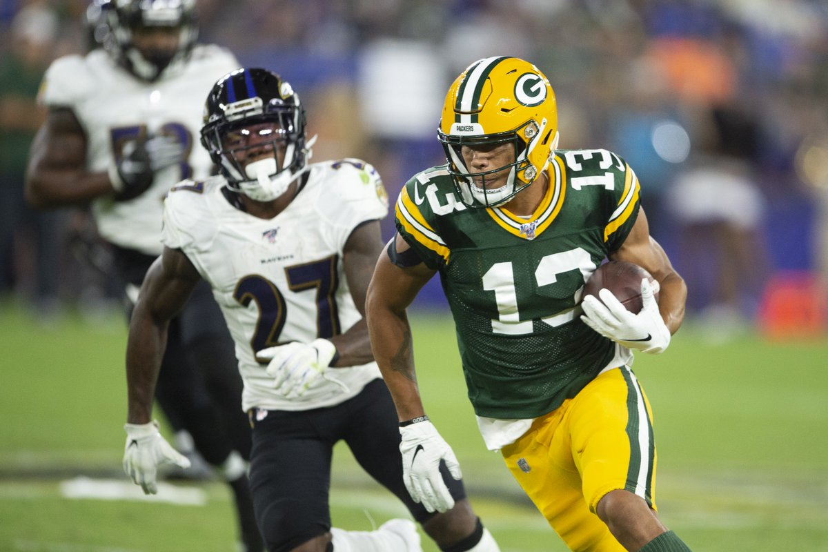 Game Notes: WR battle should come down to the wire dlvr.it/RBLqZX #Packers #GoPack