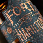 It's time for a revolutionary spirit…🥃  Find out more about our work on Fort Hamilton here: https://t.co/7bTiWdyv3U  #BrandCreation #BrandPositioning #BrandStrategy #Naming #BrandWorld #VisualIdentitySystem #BrandCommunications #Packaging #Structure