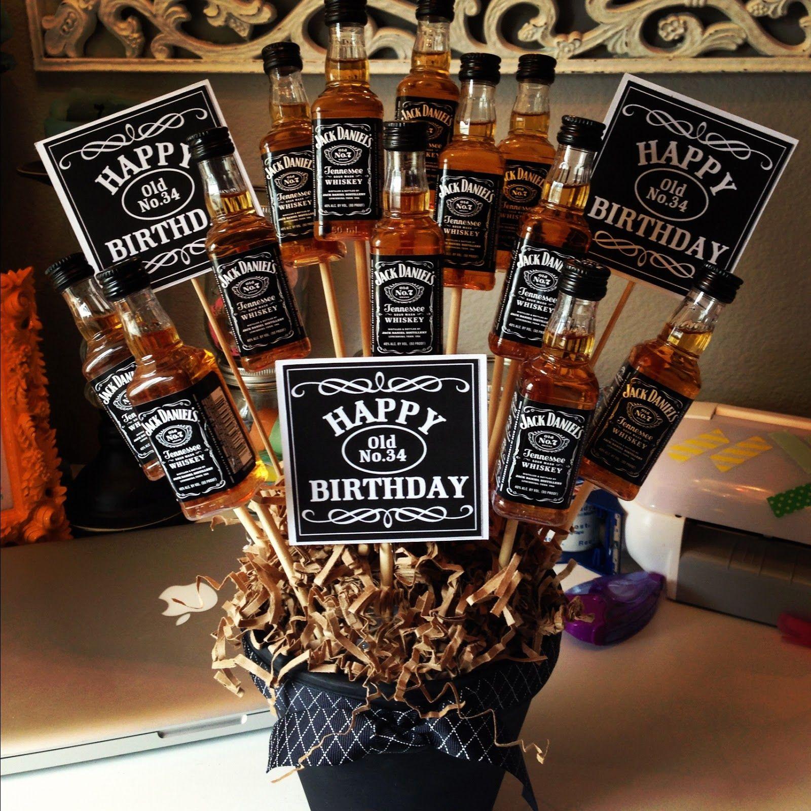 Открытки с днем рождения с виски