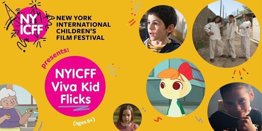 FREE Spanish language family matinee this Sunday: Viva Kid Flicks. See Latinx stories on the big screen, presented in partnership with @NYICFF. Ages 8+ bit.ly/2019basilicavi…