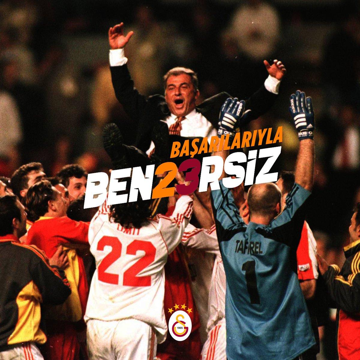 Başarılarıyla #BEN23RSİZ!