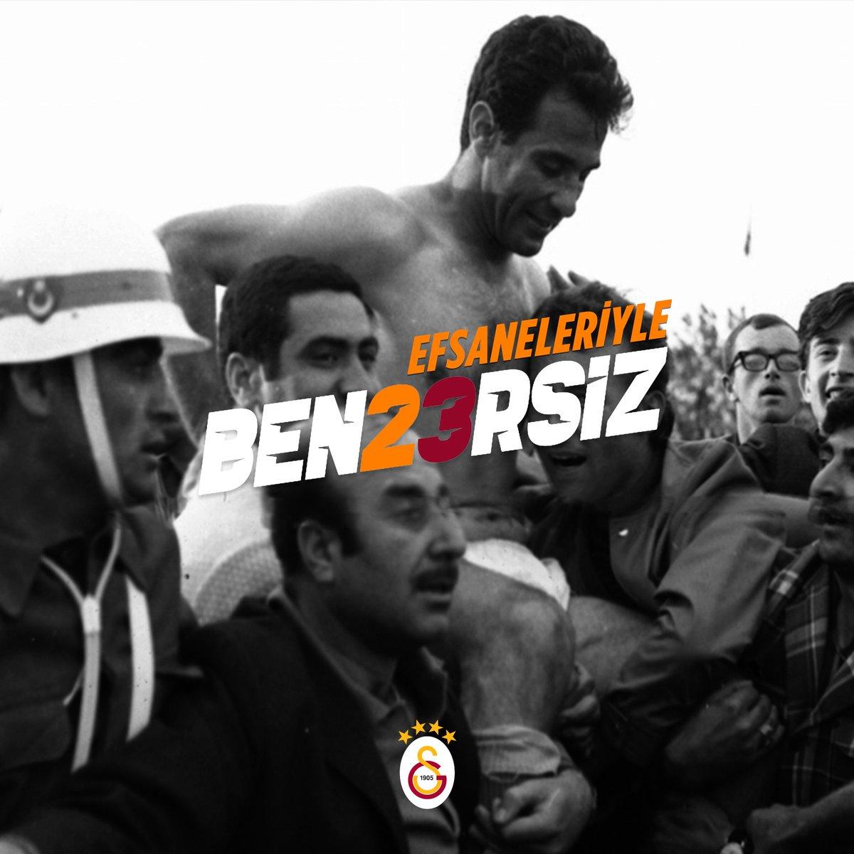 Efsaneleriyle #BEN23RSİZ!