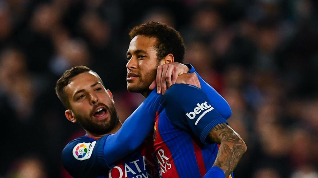 🎙️Jordi Alba : 'Lo de Neymar cansa un poco ya' 📻 ondacero.es/directo/