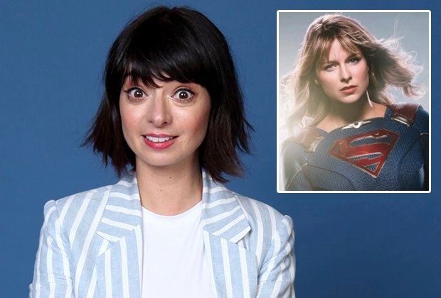 Exclusive: #Supergirl Welcomes @KateMicucci to National City in Season 5 Premiere tvline.com/2019/08/16/sup…