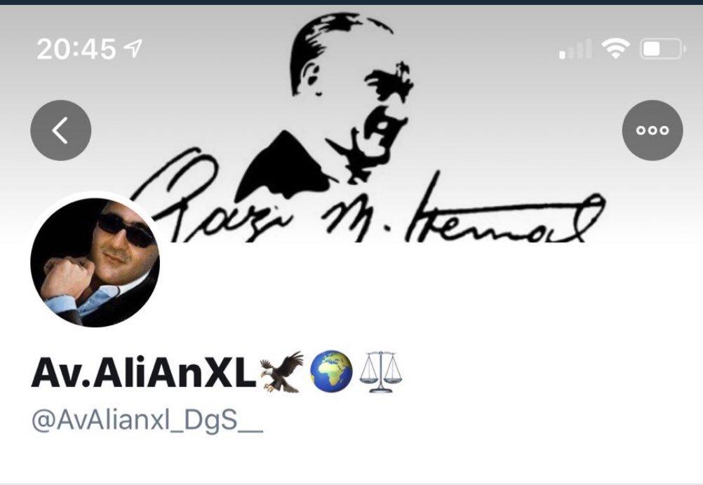 ⬆️ Yukarıda, sosyal medyada etkin bazı vatansever şahısları öldürteceğini ve dövdüreceğini açıklayan, devamında ise her türlü örgütsel çalışmalarına rağmen benim hesabımı kapattıramadığını itiraf eden Kemalist Terörist'in profili bu. @abdulhamitgul @adalet_bakanlik @EmniyetGM ⬇️