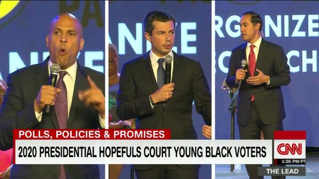 2020 Dems make their pitches to black Christian millennials @vyurkevich reports cnn.it/2Mjk0yp