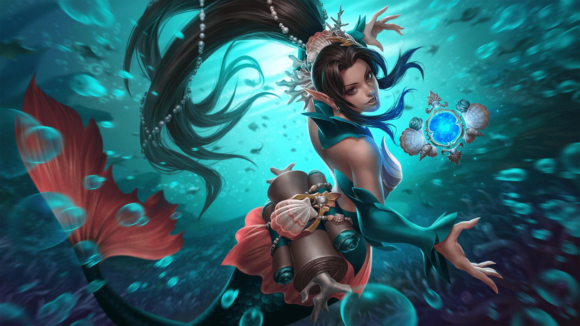Ying Mermaid Skin Hair Paladins Forums