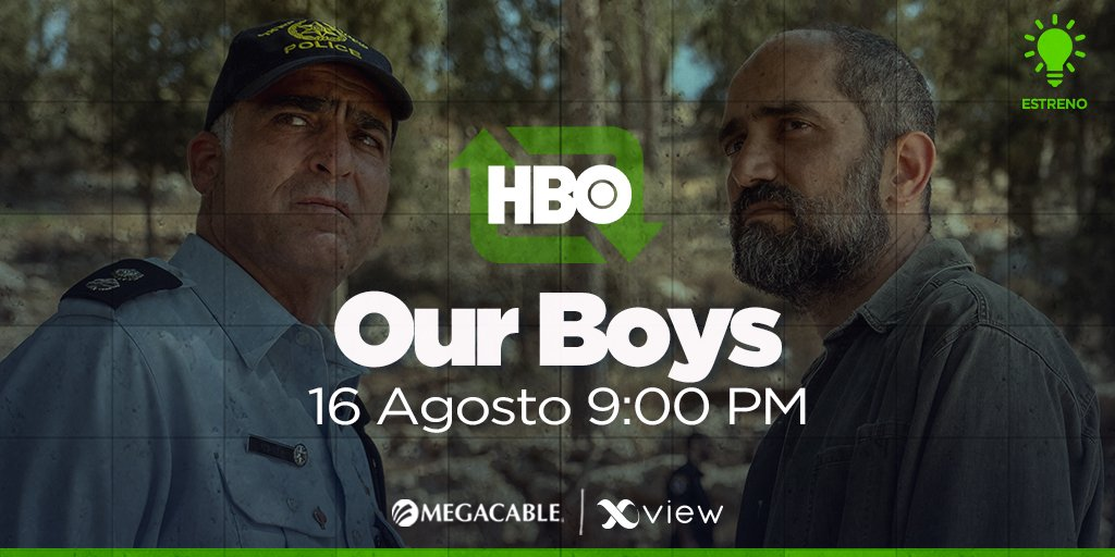 #Estreno OUR BOYS 9:00 PM HBO <br>http://pic.twitter.com/sYhZENeyVV