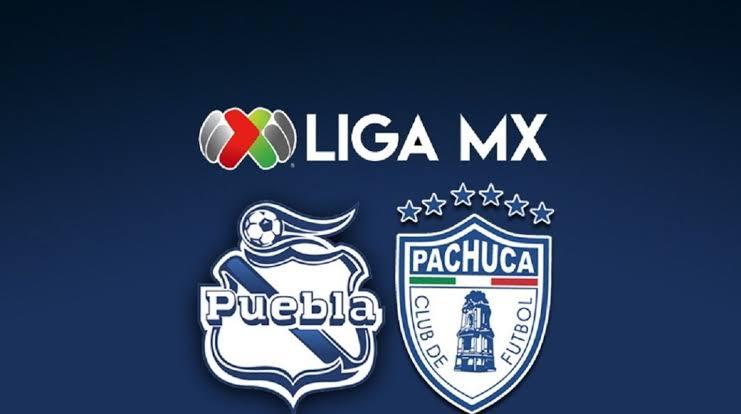 Pachuca goleo 4-0 al Puebla en la Jornada 5 Liga MX Apertura 2019