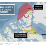 Image for the Tweet beginning: Canada has created an #Arctic